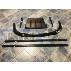 Kit de cuerpo completo + difusor - Impreza sedan WRX/STI 2010-14