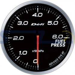 Medidor presión de combustible 60MM DEFI ADVANCE BF - Universal