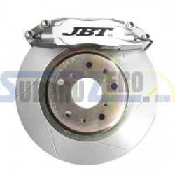 Kit frenos traseros JBT - Impreza GT GC8 1993-00