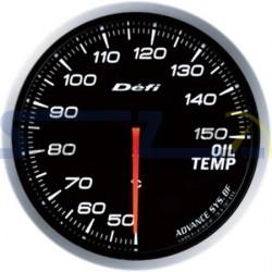 Medidor temperatura de aceite 60MM DEFI ADVANCE BF - Universal