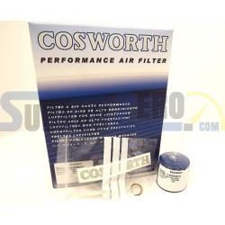 Kit filtro de aceite y aire  COSWORTH - Impreza 1992-07, Nissan 88-08