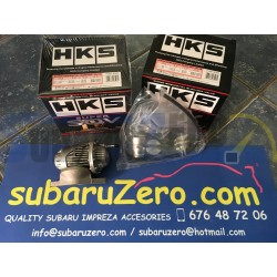 Válvula descarga turbo secuencial  HKS SQV 4 Blow Off - Impreza WRX/STi 2001-07,...