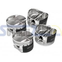 Pistones serie Platinum (Stroker 2.2l) 92 mm 8.5: 1 Manley - Impreza WRX/STI 1998-05