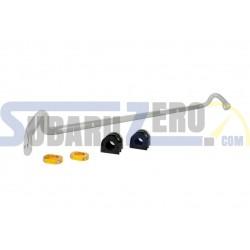 Barra estabilizadora delantera 24mm WHITELINE - Subaru impreza WRX/STI 2003-07