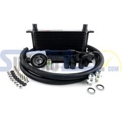 Radiador de aceite HEL 13 Row - Subaru Impreza GC8 1992-00
