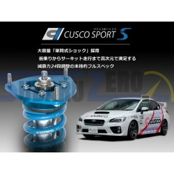 Suspension roscada CUSCO Sport-S - Subaru Impreza GC8 1992-00