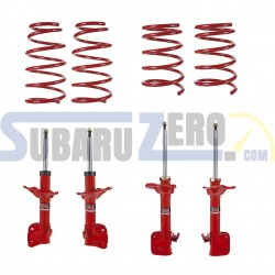Suspension PEDDERS Sports Ryder - Subaru Impreza GC & GF 1992-00