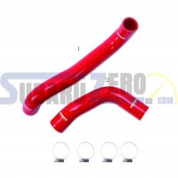 Manguitos de silicona para el radiador MISHIMOTO - Subaru impreza WRX 08-14, STI 08-15